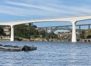 S. João Bridge, Prestressed Concrete Frame (Late XX Century).