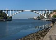 Arrábida Bridge, Concrete Arch (Middle of XX Century)