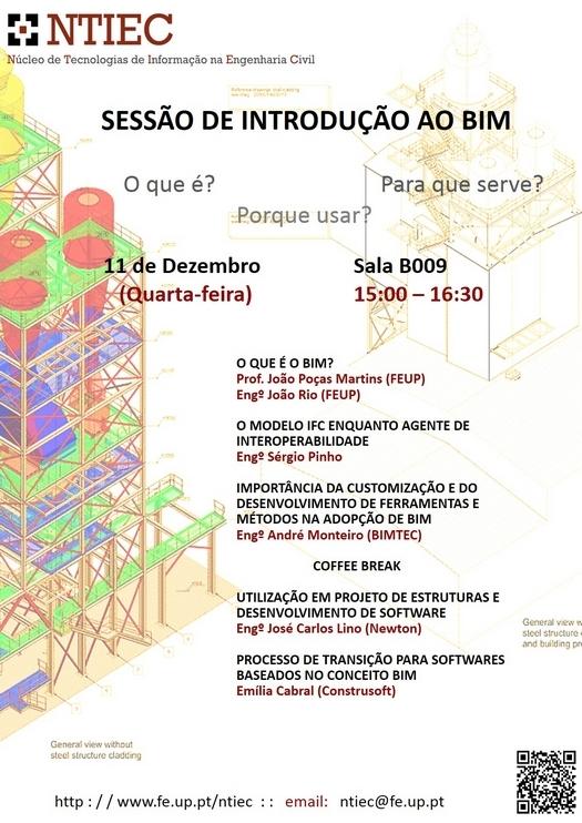 Poster Sessão de Introdução ao BIM