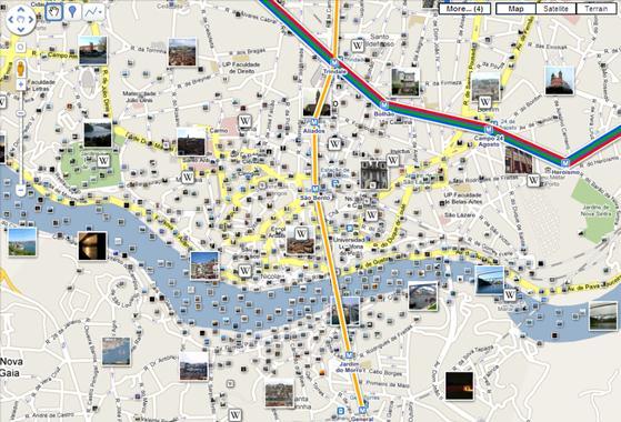 image034jpg – Porto Tourist Map