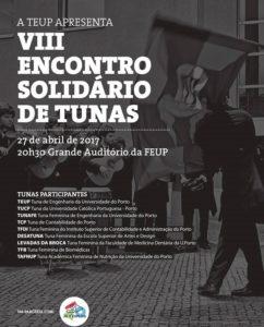 VIII Encontro Solidário de Tunas